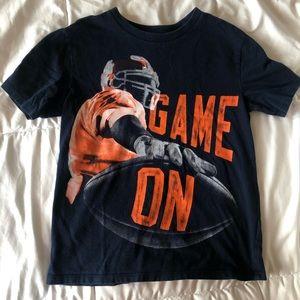 Boys football shirt size 7/8